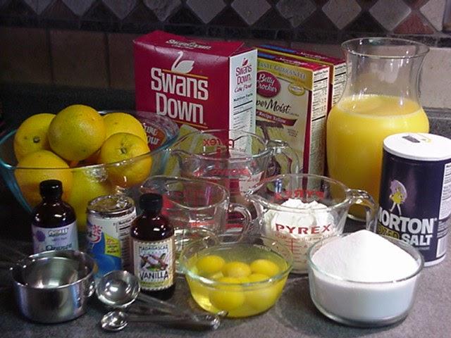 Wasc Cake With Yellow Cake Mix