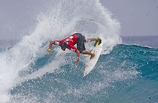 6a89a30aa O havaiano Kekoa Bacalso foi o vencedor da 16ª etapa do WQS de surf  masculino