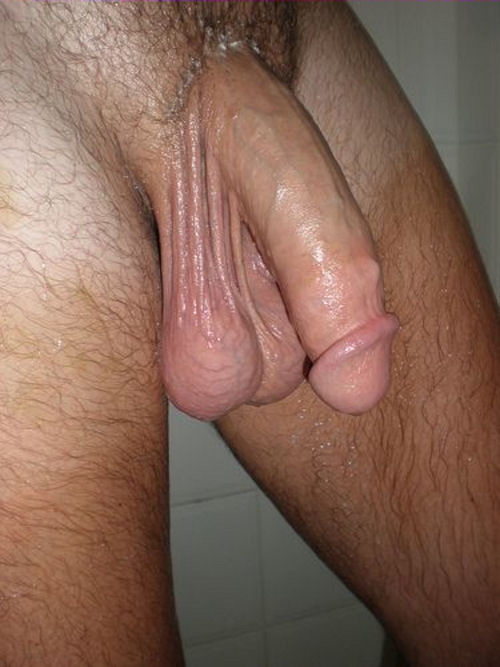 only big cock and balls
