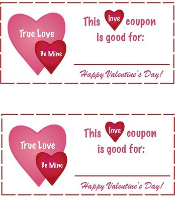 Inspiring creations love coupons free printable for Sex coupon template