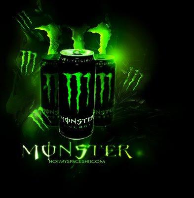 Monster Energy LER.