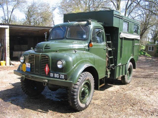 military vehicles for sale austin k9 radio truck for sale 1953. Black Bedroom Furniture Sets. Home Design Ideas
