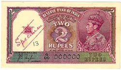 morris currency in india