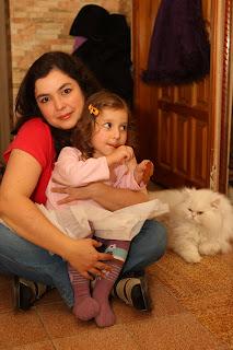 Noi două şi-o pisică