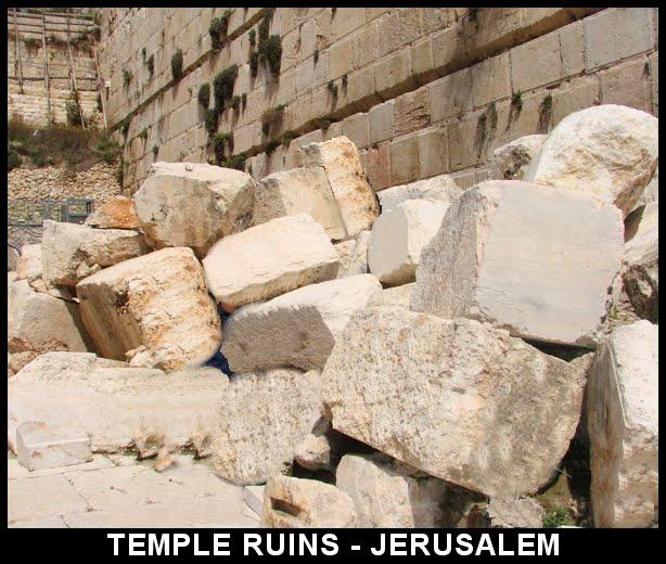 temple ruins jerusalem zerubbabel god's word