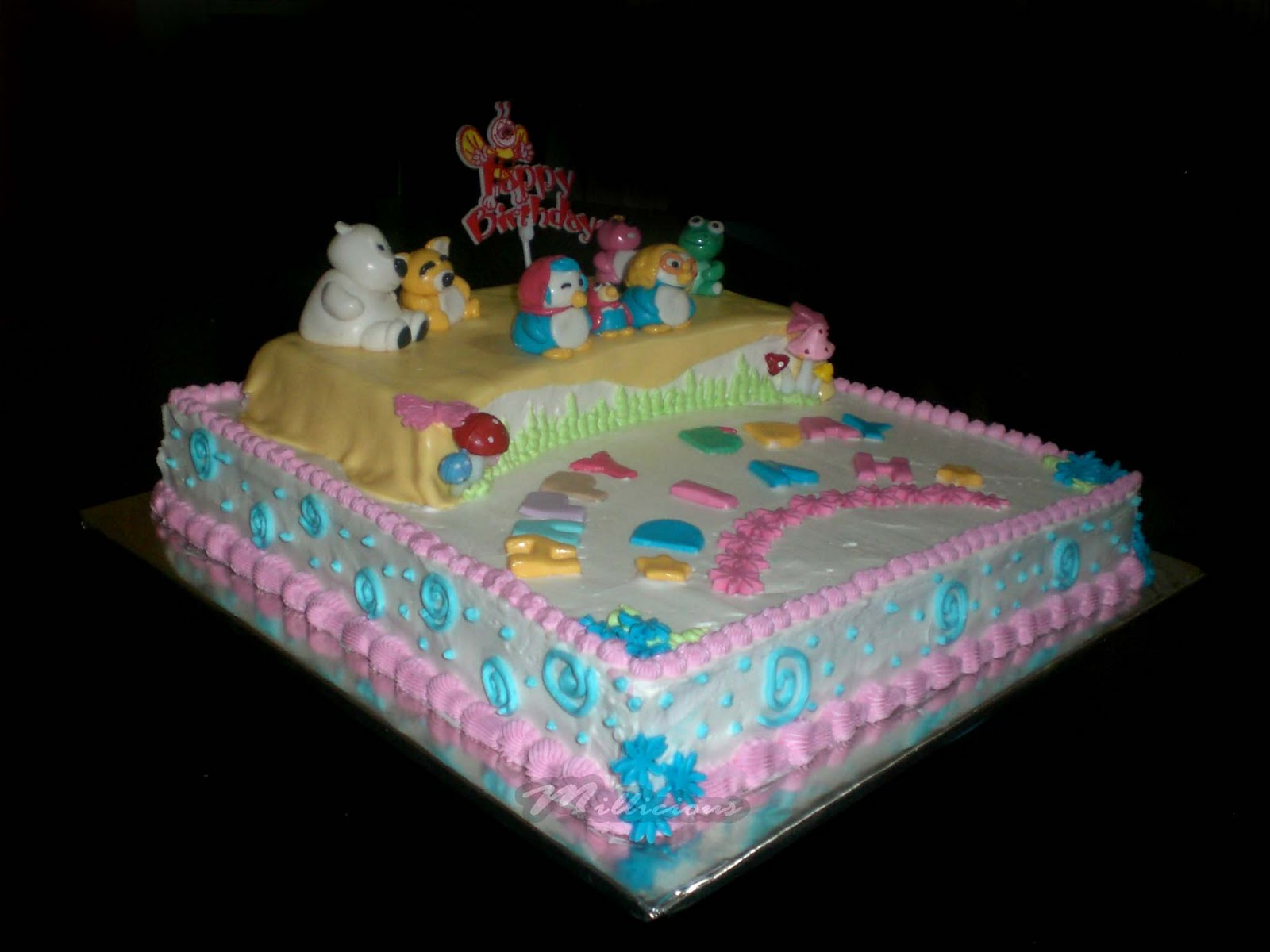 Michelle Creative Cake...