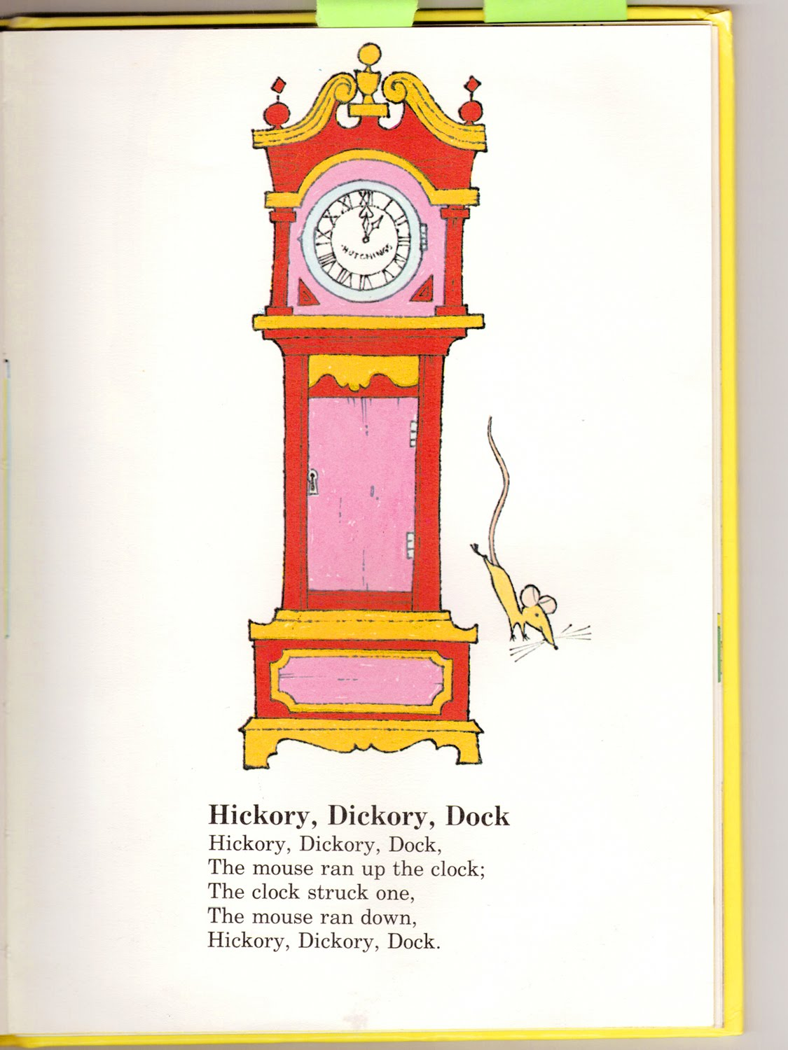 Being Desi Hickory Dickory Dock