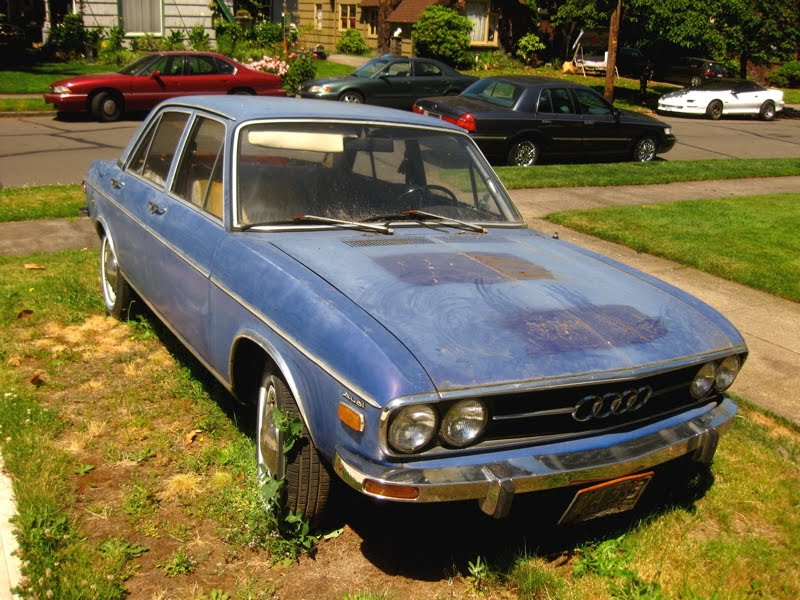 does anyone remember the audi 100 ls luxury car germany air Old Audi Cars does anyone remember the audi 100 ls luxury car germany air conditioning sedans car forums city data forum