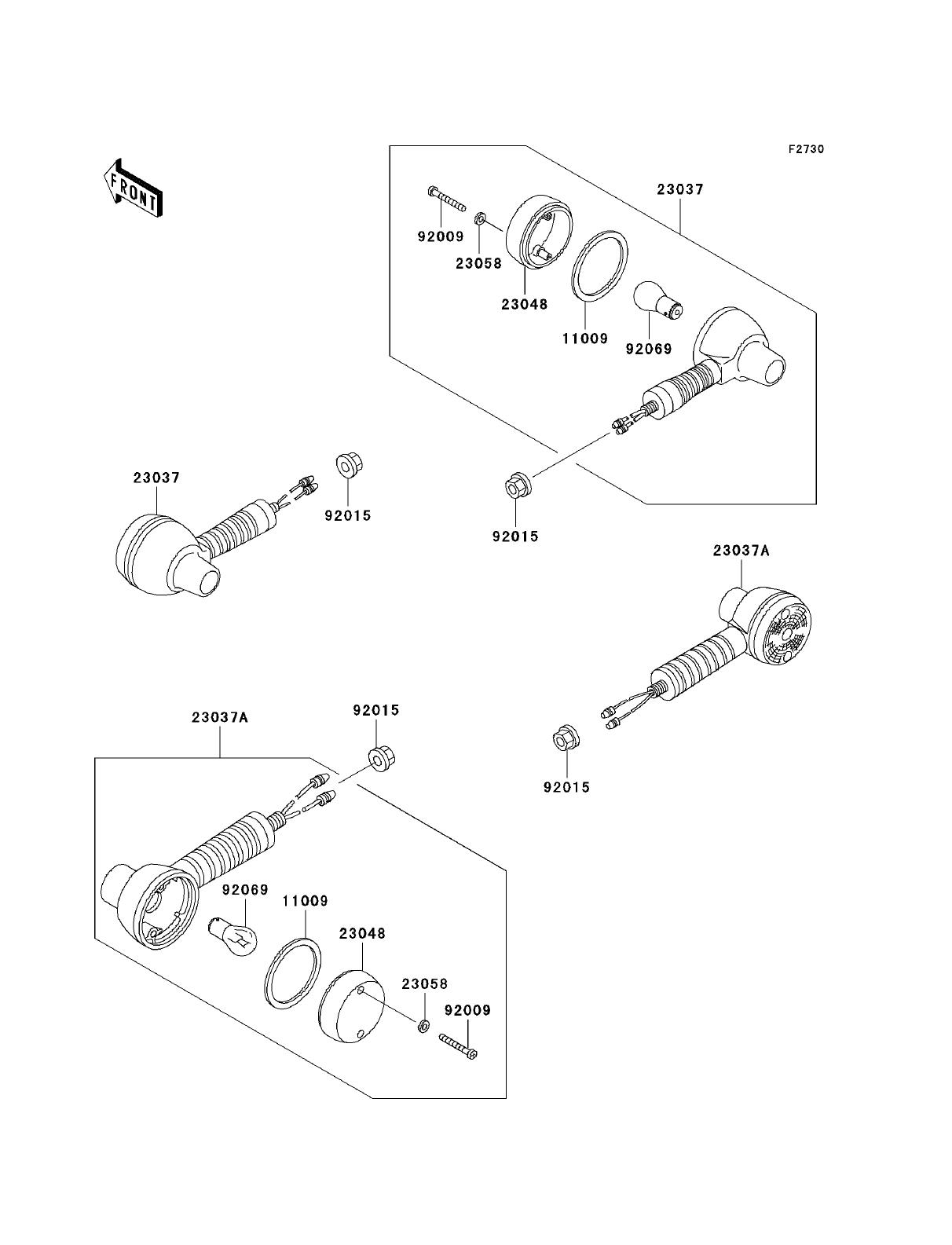 Kawasaki Klr250 Kawasaki Klr250 Parts Diagrams