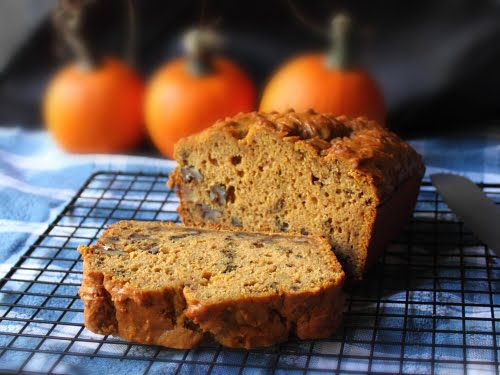 Food wishes video recipes holiday pumpkin bread in theory and practice i could have just googled a pumpkin bread recipe im sure there are hundreds of excellent ones tested and retested right there for the taking forumfinder Choice Image