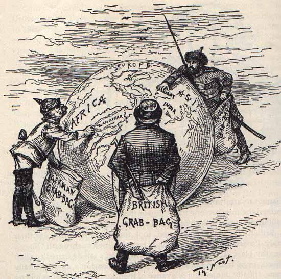 imperialism cartoon - photo #9