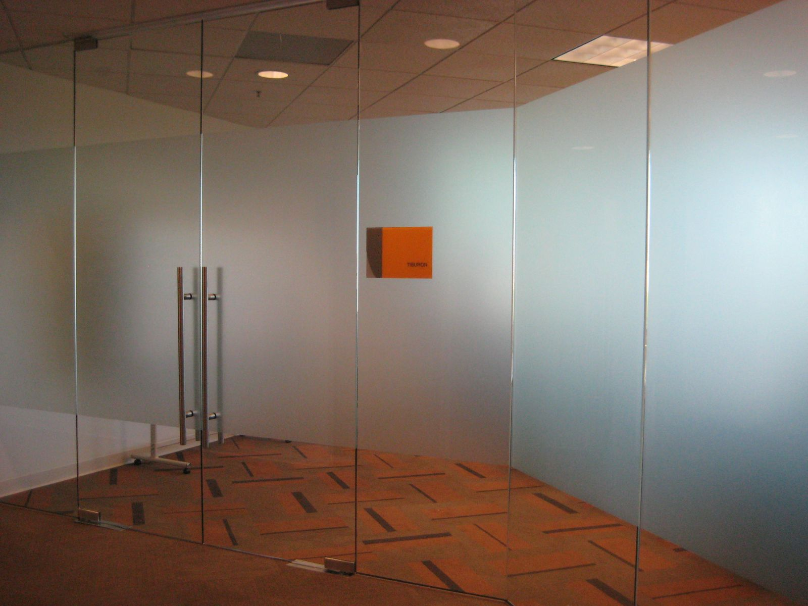Translucent Window Film 3m Commercial Window Tinting Privacy Film By Reflections Glass