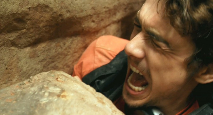 Charges Against Aron Ralston Dropped: Movies, Literature And Thoughts: 127 Hours