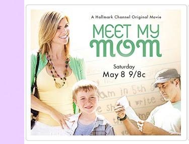 hallmark channel movie meet my mom