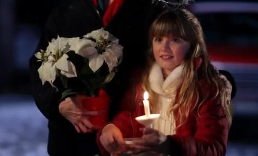 Christmas With A Capital C.Christmas With A Capital C Christmas Movie Wonderful Movie