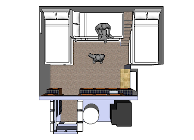 Home Design Sketches and Inspirations: Bunk Room