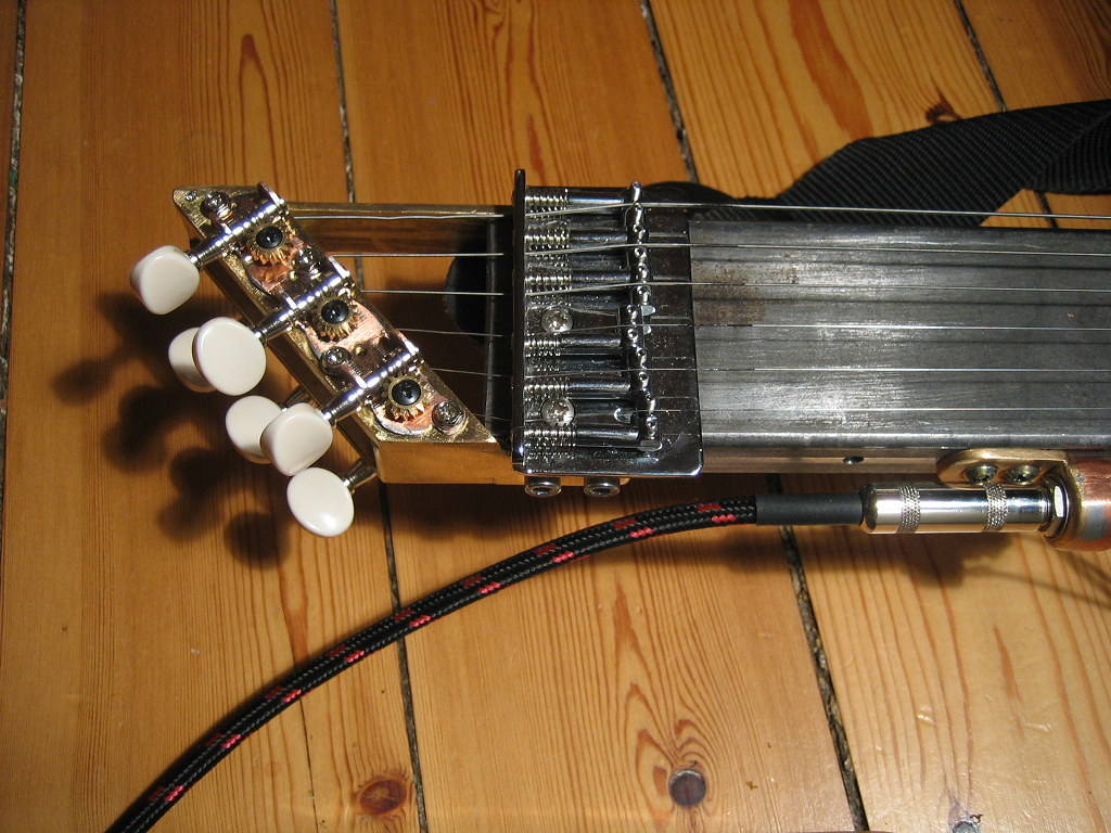 alternative guitar design new tuner design. Black Bedroom Furniture Sets. Home Design Ideas