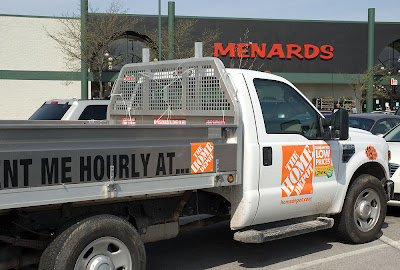 Home / Rental Equipment / Pickup & Go Vehicle Rental. 3 results found to see products and pricing at your local store. 1. Compare. Truck (Minute Base Rental) Sku #: Not Available Online Rebates are provided in the form of a Menards.
