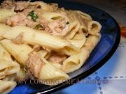 Ригатони с риба тон * Rigatoni al tonno