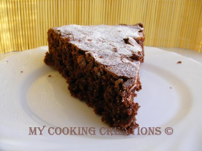 Торта Капрезе и Честит 2-ри рожден ден на блога!
