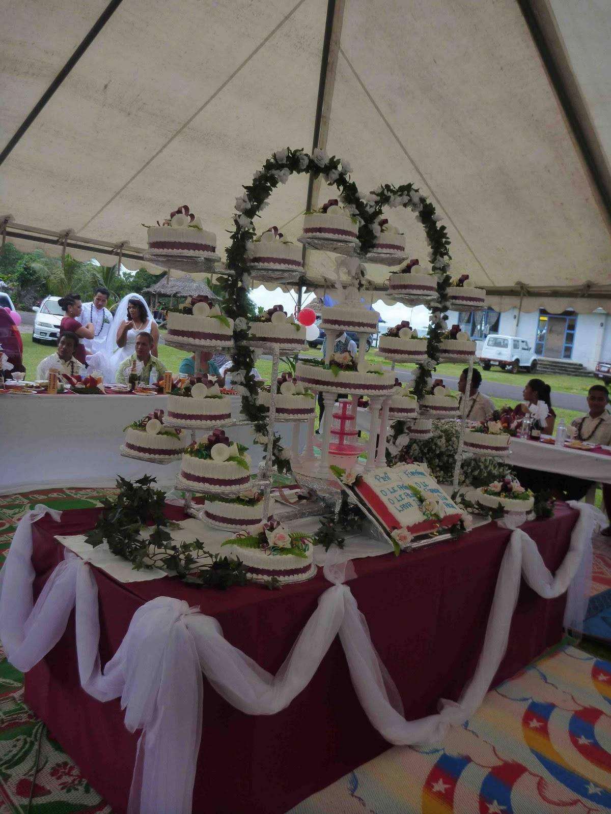 My Samoan Life Samoan Weddings And Christmas Eve