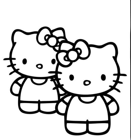Miki Mouse Boyama Sayfaları Yazdırılabilir Boyama Sayfaları