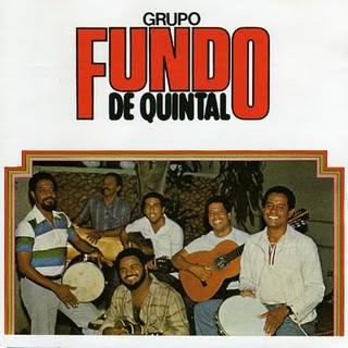 Fundo de Quintal - Samba é No Fundo do Quintal (1980)
