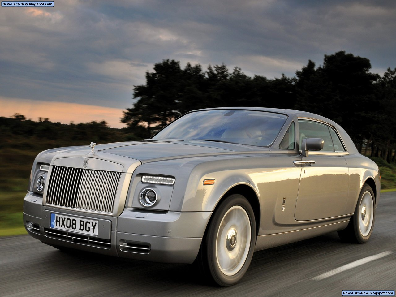 Rolls Royce Phantom Coupe X Wallpaper