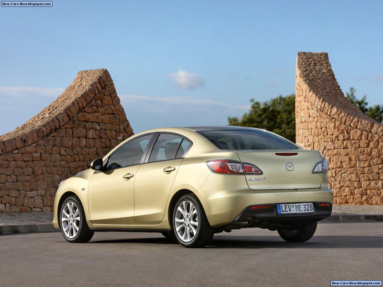 Regal Avalon 12 >> Mazda 3 Sedan (2010)