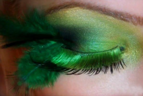 Eye Makeup Ideas Green Eyeshadow Makeup Ideas