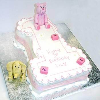 Girls 1st Birthday Cake Girls 1st Birthday Cake Ideas 2011 Girls