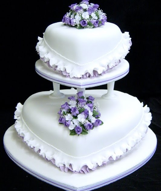 heart shaped wedding cake images wedding cakes pictures shaped wedding cakes 15158