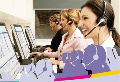 naked call center girls