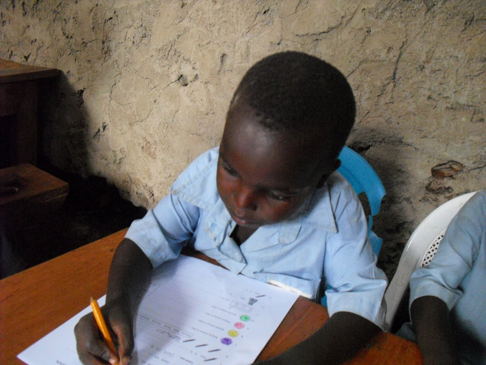 Think Humanity Pens  Pencils Project  Children in Africa in dire need of school supplies
