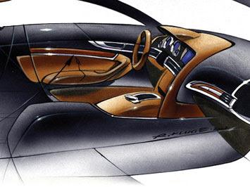 Futuristic Car Design Audi S Hottest Interior Concept