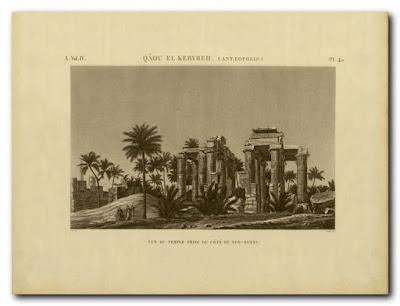 كتاب وصف مصر باللغة الفرنسية