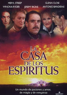 La casa de los espíritus, The House of spirits, Bille August, 1993