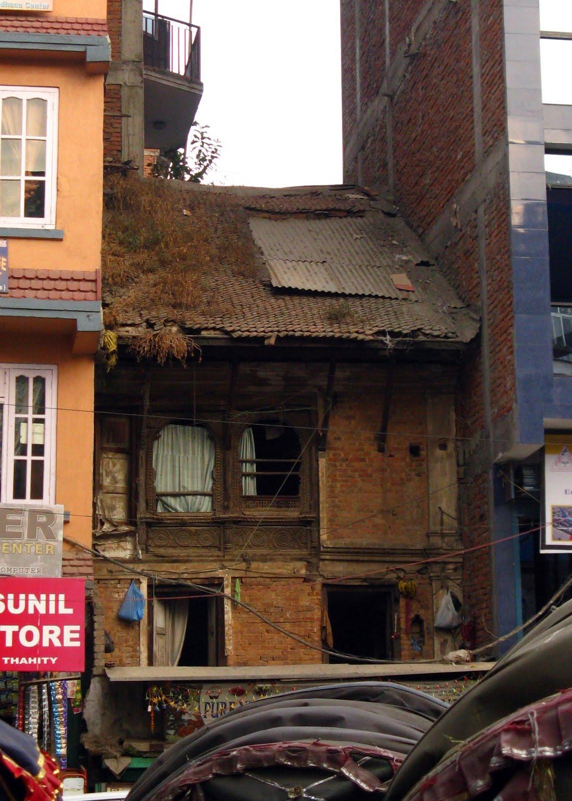Sol Y Sombra Nepal 6 Buildings