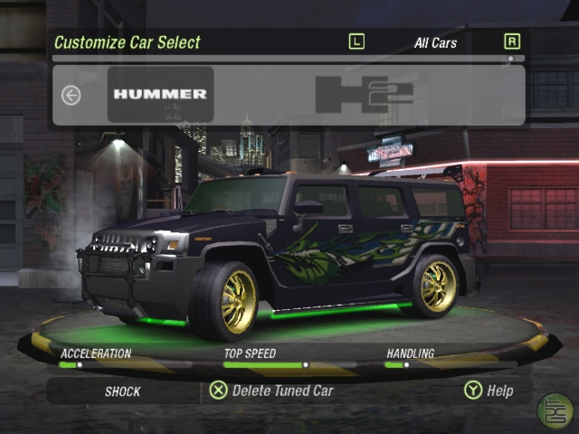 Need for speed undercover music download