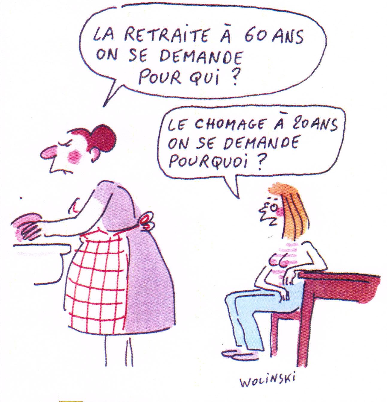 La Retraite A 60 Ans Blog Cgt Intermarche