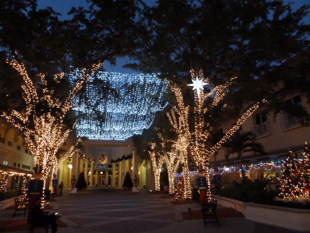 Where S Eldo Florida Christmas Spirit And Naples At Night
