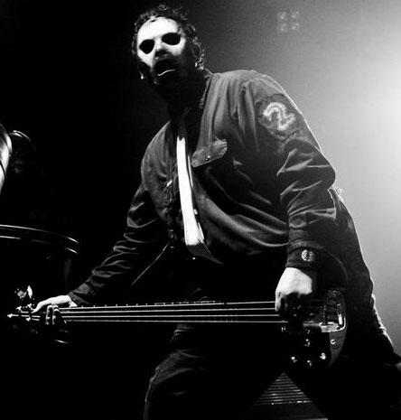 Blog Amatiran: Paul Gray Death (Slipknot Bassist)