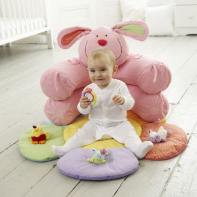 The Deluxe Baby Room Elc Blossom Farm Sit Me Up Cosy