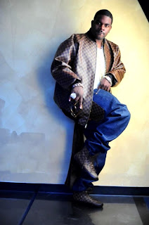 7146ccc7bd01 Big Chief wearing Exclusive Game Custom Louis Vuitton Jackets and Custom  Levis