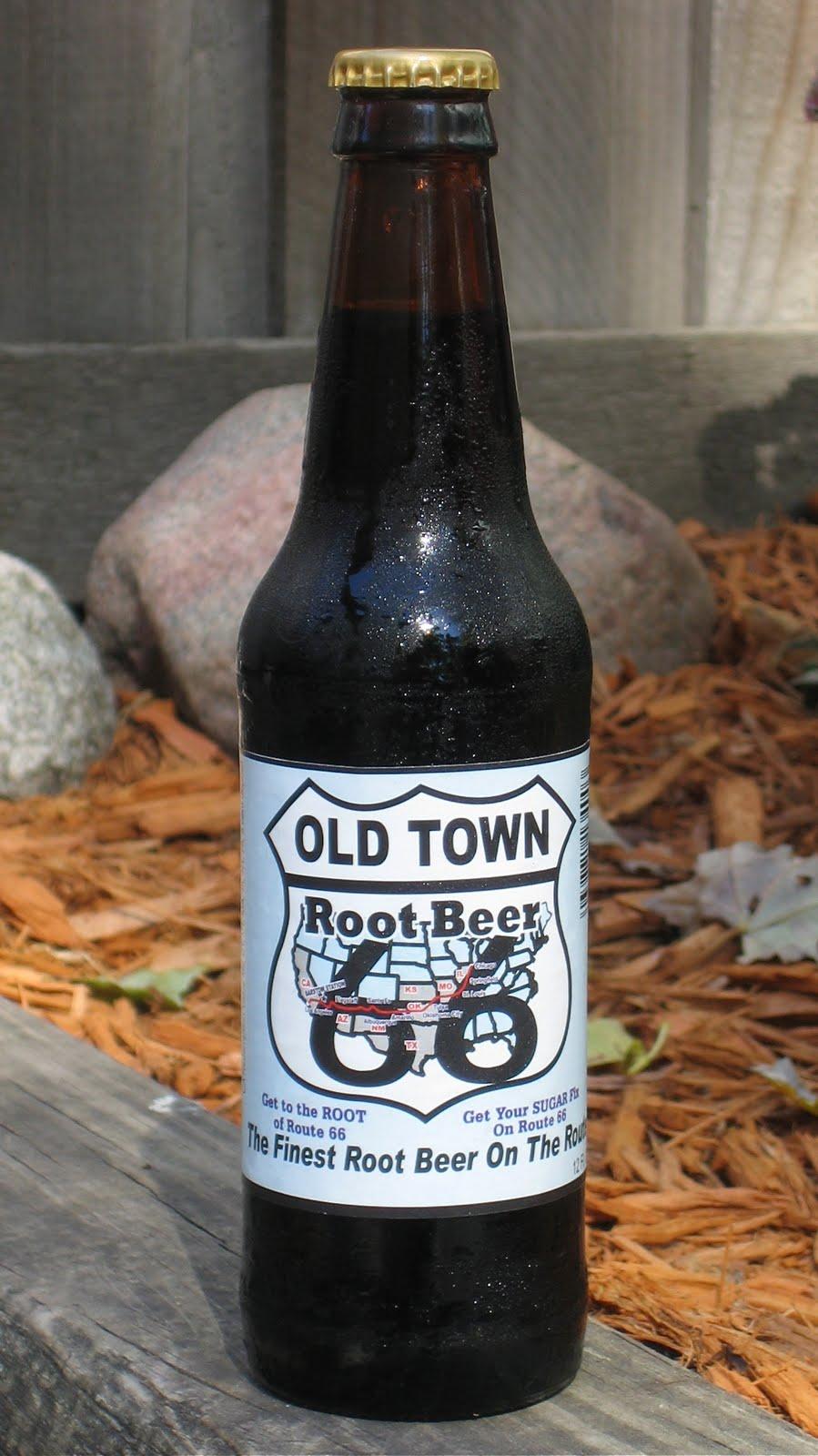 Old Town Root Beer