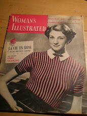 I've just started collecting vintage Woman's Illustrated Magazines