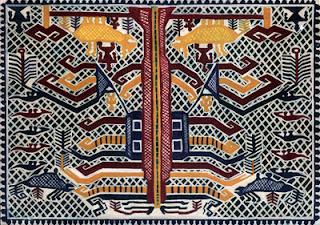 SeMua Ada Joww  Jenis batik di indonesia