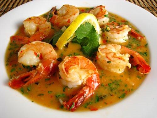 Shrimp Cake Recipe Chinese