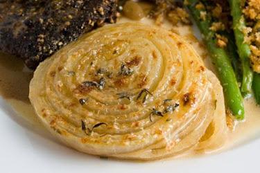 Onion Gratin