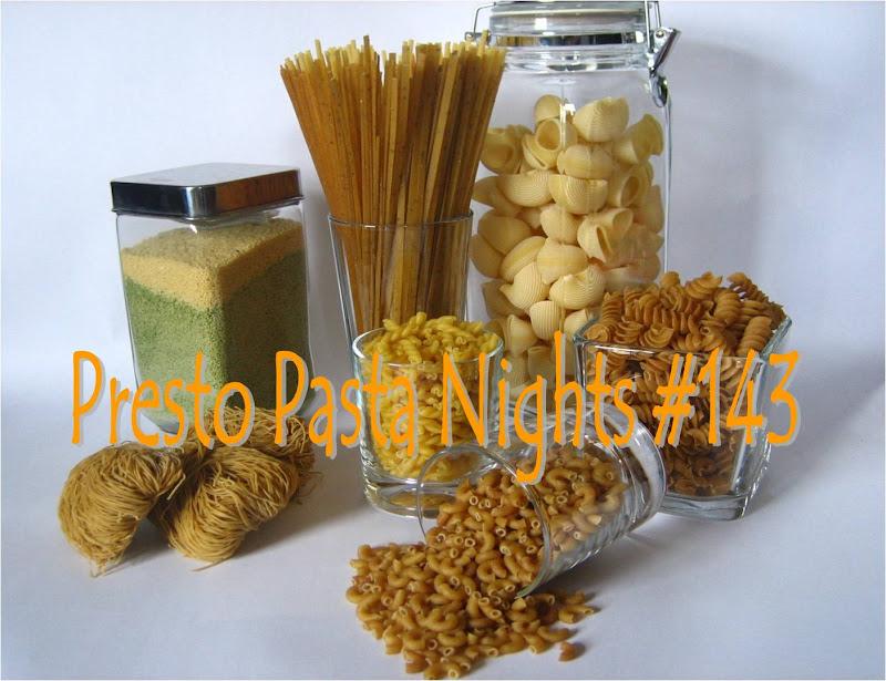 Presto Pasta Nights #143